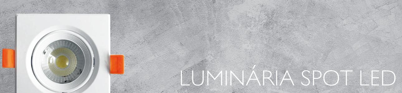 Luminária Spot LED