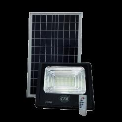 REFLETOR LED 200W SMD SOLAR BRANCO FRIO
