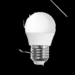 LAMPADA LED MINI BULBO 5W A60 - BRANCO QUENTE