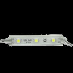 MODULO LED 5050 (3 SMD) BRANCO FRIO