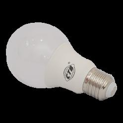 LAMPADA LED BULBO 9W A60 BRANCO QUENTE