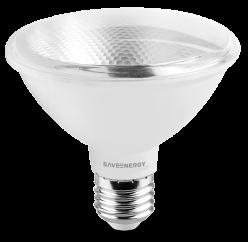 LAMPADA LED PAR30 10W 740LM 24º IP54 2700K