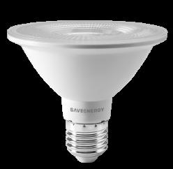 LAMPADA LED PAR30 10W 780LM 38º 2700K