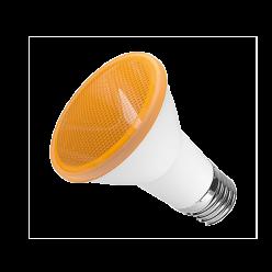 LAMPADA LED PAR20 6W COB AMBAR LUMINATTI