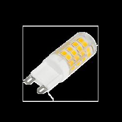 LAMPADA LED G9 3W BIPINO BR QUENTE