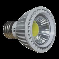 LAMPADA LED PAR20 5W COB E27 - BRANCO FRIO