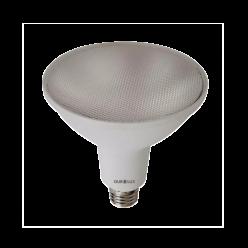LAMPADA LED PAR38 12W - BR QUENTE OUROLUX