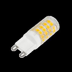 LAMPADA LED BIPINO G9 4,5W BRANCO FRIO