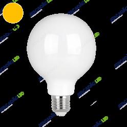 LAMPADA LED FILAMENTO MILKY L5232 G95 8W 2400K