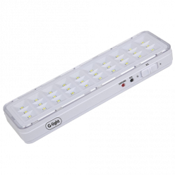LUMINARIA DE EMERGENCIA 30 LEDS LITIO G-LIGHT
