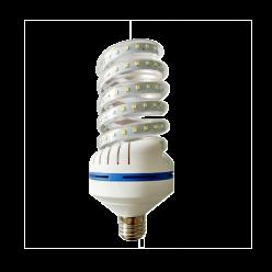 LAMPADA LED ESPIRAL 16W  BRANCO FRIO
