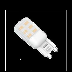 LAMPADA LED G9 2W 2700K LUMINATTI