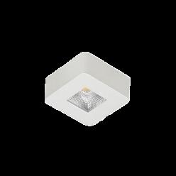 LUMINARIA SPOT LED 5W QUAD - 3000K