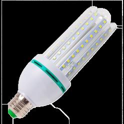 LAMPADA LED 4U 20W MILHO BR FRIO YNT