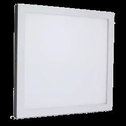 PLAFON LED 48W SOB QUAD (60x60) BRANCO NEUTRO