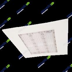 LUMINARIA LED MODULAR 150W EMBUTIR P/ POSTO 40X40 15.000LM TIPO 1