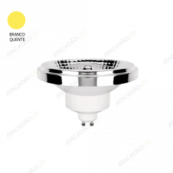 LAMPADA LED AR111 12W 12º 900LM 2700K  STELLA