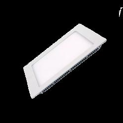 PAINEL LED 12W EMBUTIR QUADRADO 5700K