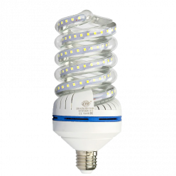 LAMPADA LED ESPIRAL 24W BRANCO FRIO