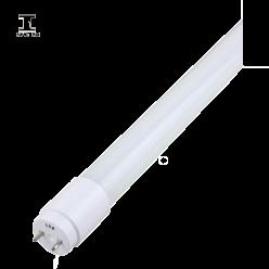 LAMPADA LED TUBO T8 60CM LEITOSA 9W BRANCO QUENTE