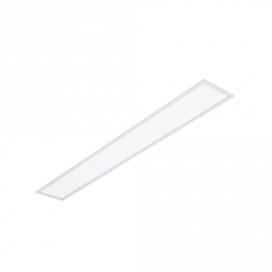 PAINEL LED 72W EMBUTIDO RETANGULAR 15X120CM 4000K MB LED