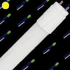 LAMPADA LED TUBO T8 120CM 18W AMARELO