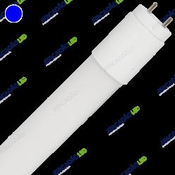 LAMPADA LED TUBO T8 120CM 18W AZUL