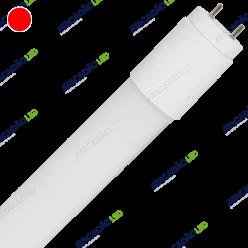 LAMPADA LED TUBO T8 120CM 18W VERMELHA